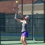 Varsity Tennis Tops Kenston 4-1