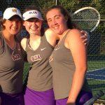 JV Tennis Loses Close Match