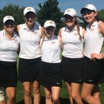 SJA Golfers Compete at Hudson Country Club