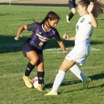 Soccer Scores Two Late Goals; Tops Beaumont 2-0