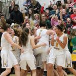 DiMassa's Three-Pointer Sends Game to OT; Jags Come Back to Top Magnificat