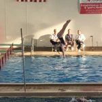SJA swimming competes at Orange Invitational