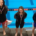 Freshman Maddy Kelly Earns First-Ever SJA Berth To State Swim Meet