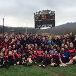 SJA Rugby Visits St. Bonaventure