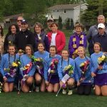 Jags LAX Tops Beaumont on Senior Night