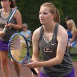 Tennis Sweeps Olmsted Falls