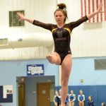 SJA Gymnasts Finish In 4th at Solon Meet