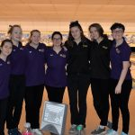 First-Year Bowling Team Advances To OHSAA Districts