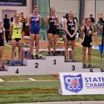 Allen Earns All-Ohio Honors; Leads Strong SJA Showing at State Indoor Meet