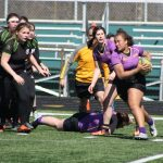 JV Rugby Splits Games with Medina