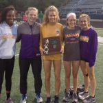 Track and Field Finishes As District Runner-Up; Sends Eight To Regionals