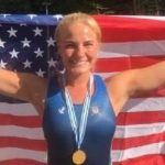 Sarah Johanek '15 Captures Gold Medal at Rowing World Championships