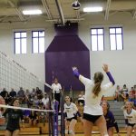 SJA Volleyball Sweeps Lake Catholic In North Coast League Opener