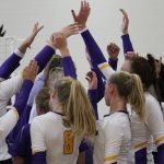Volleyball Earns Numerous NCL Honors; Guye and Micheli Named MVP's