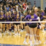 Volleyball Sweeps Magnificat