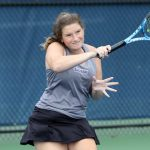 Ponsart wins 3rd singles title as Jaguars take 2nd place at North Coast League Tourney