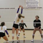 Volleyball Remains #7 in State Poll