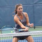 Varsity tennis sweeps Olmsted Falls