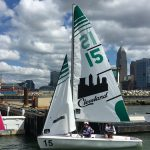 Sailing Team Competes at Foundry #1 Regatta