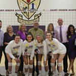 Jaguars Celebrate Senior Night With Win Over VASJ