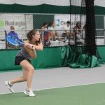 Jaguars tennis sweeps NDCL as Van Etten/Weaver win battle of district qualifiers