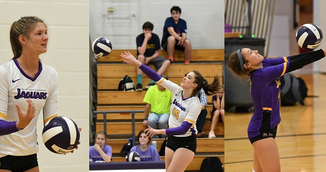 Guye Named First-Team All-District; Neitzel, Micheli Also Honored