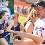 Allen and Kieser Win NCL Cross Country Honors; Three Others Recognized