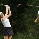 Poole and Macalla Earn NCL Golf Honors