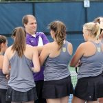 Tennis Players Earn NCL Honors