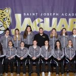SJA Swimming Sets Two School Records at Winter Champs Meet