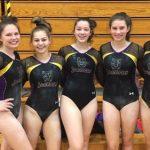 SJA Makes Full Team Gymnastics Debut