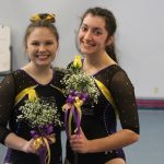 Gymnastics Hosts Senior Night