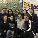 Swimming and Diving Set Two School Records in Baltimore