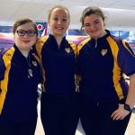 Bowling Celebrates Senior Night With Victory Over Magnificat