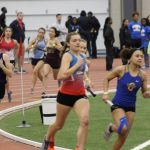 Indoor Track and Field Competes at State; 4×800 Relay Qualifies To Nationals