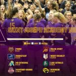 2019 Volleyball Schedule Released