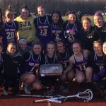 Varsity Lacrosse Wins First Conference Game