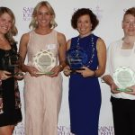SJA Inducts Four New Members to Its Athletic Hall of Fame