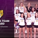 Volleyball Program Receives Academic Recognition