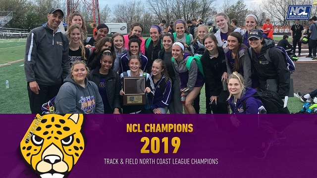 NCL Track and Field Award Winners: Allen Wins Most Valuable Runner