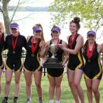 Crew Wins Women's Points Trophy for Third Year in a Row at Laddie Cup