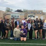 Jaguars Honor 10 Track and Field Seniors