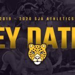 SJA Athletics Key Dates 2019-20