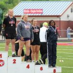 Pesicka Advances To State Meet in Shot Put