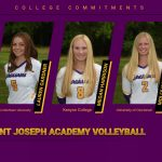 Five Volleyball Players Announce College Commitments