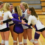 Volleyball Ranked #8 In First D1 State Poll