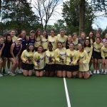Varsity Tennis Blanks Avon