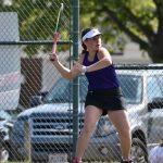 Tennis tops state ranked Laurel