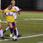 Soccer ties Gilmour Academy 2-2
