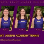 Tennis Claims North Coast League Title